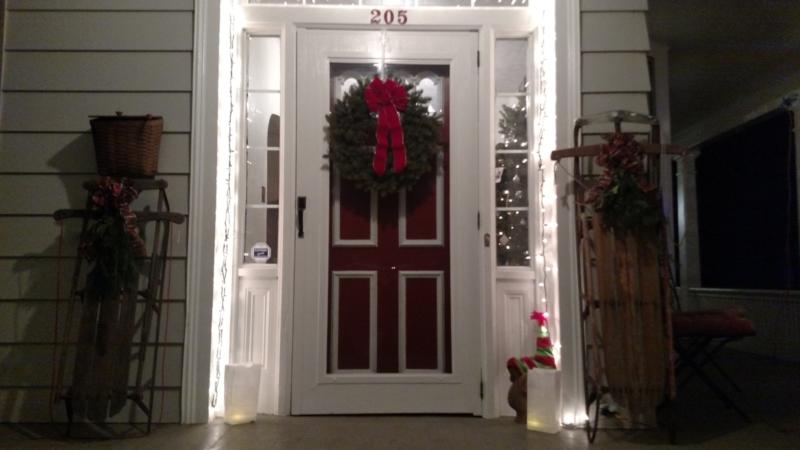 Do come in!