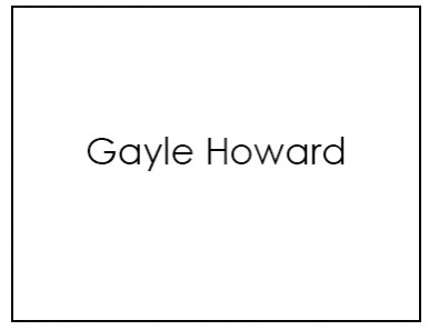 Gayle Howard