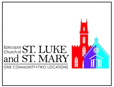 Episcopal Church of St. Luke and St. Mary logo
