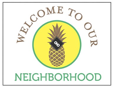 Welcome toOur Neighborhood logo
